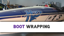 Boot wrapping